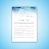 Free download of letterhead design vector graphics and illustrations corporate identity business style templates letterhead graphic design document template letterhead template spiritdancerdesigns Image collections