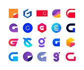 Letters G