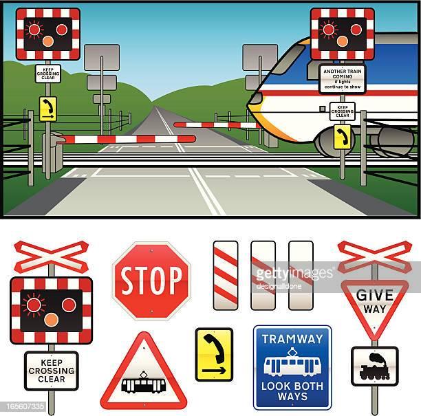 Level-Warnung Zeichen-Kollektion
