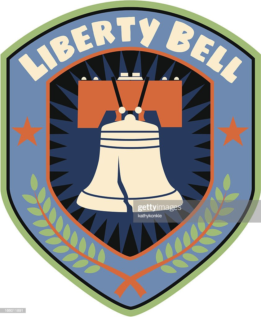 Liberty Bell shield