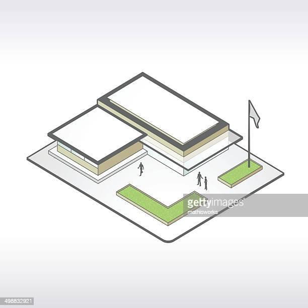 bibliothek illustration - mathisworks stock-grafiken, -clipart, -cartoons und -symbole