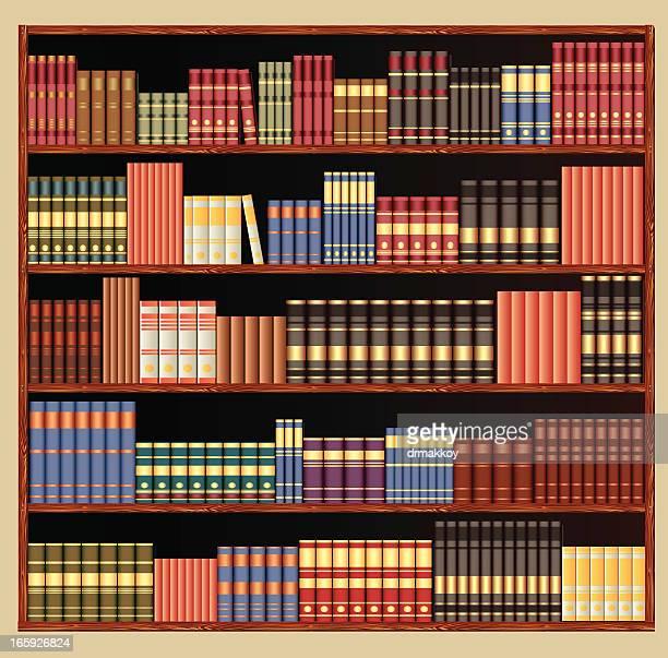 ilustrações, clipart, desenhos animados e ícones de biblioteca - livraria