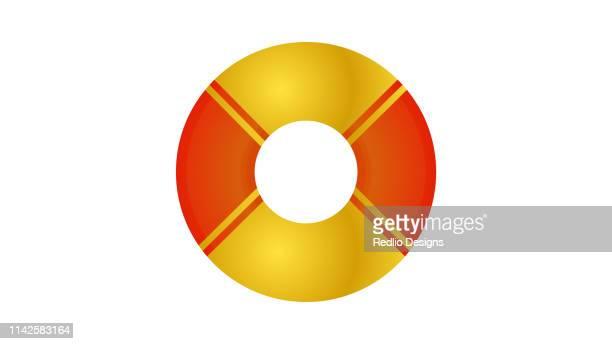 ilustraciones, imágenes clip art, dibujos animados e iconos de stock de life buoy ring - vóleibol de playa