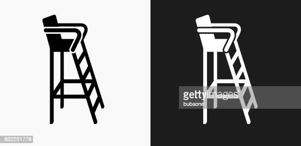 15 Chaise De Gardien De Plage Illustrations Cliparts