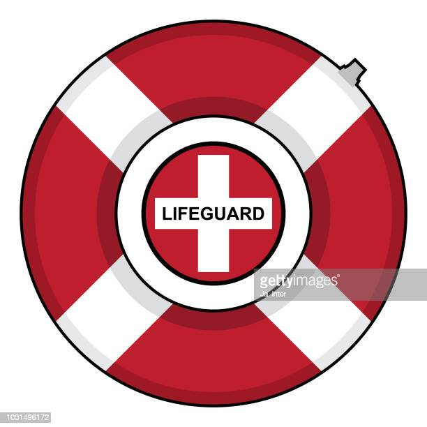 lifeguard - safety american football player stock illustrations, clip art, cartoons, & icons