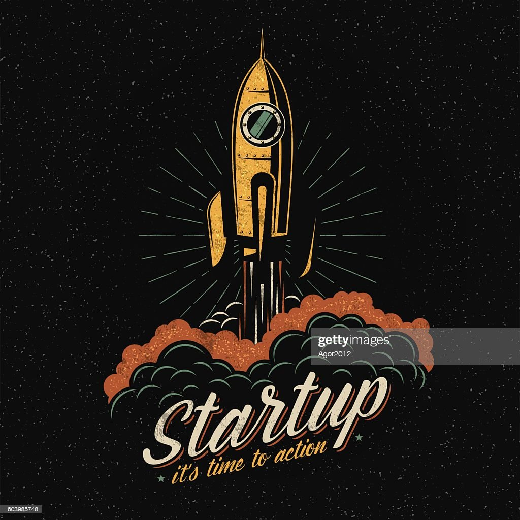 lifts off rocket