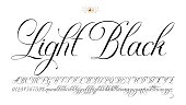 Light Black