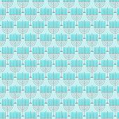 light blue menorah pattern