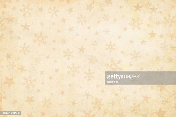light brown, beige grunge christmas vertical background with christmas ornaments watermarked, in a slight darker earthy tone. - brown stock illustrations