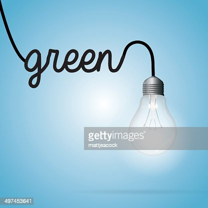 Wire Art Light Bulb