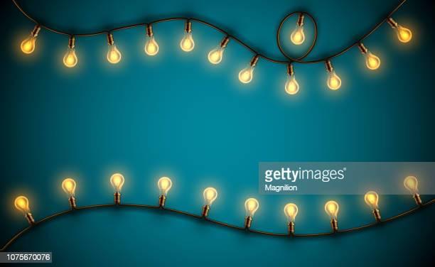 light bulbs background - blink stock illustrations, clip art, cartoons, & icons