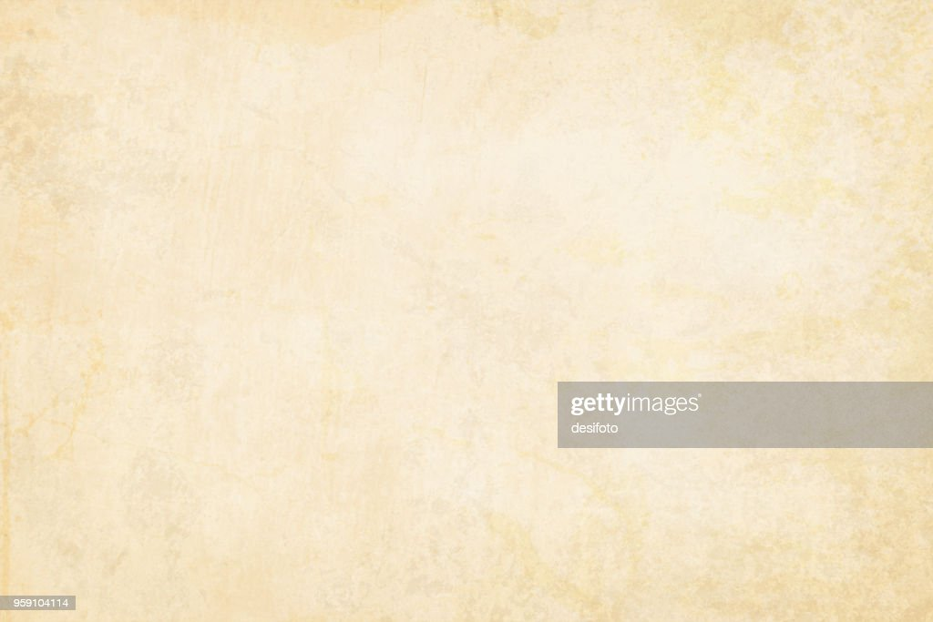 Light colored beige Vintage Paper : Stock Illustration