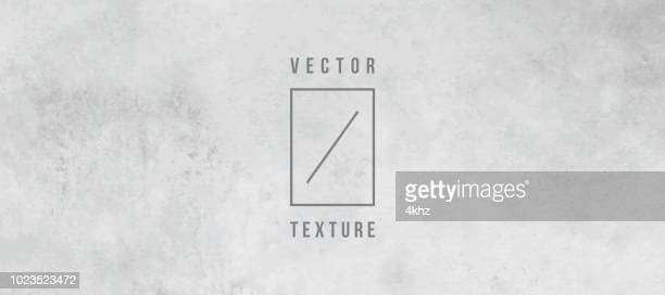 illustrazioni stock, clip art, cartoni animati e icone di tendenza di light gray bright grunge texture full frame background - texture descrizione generale