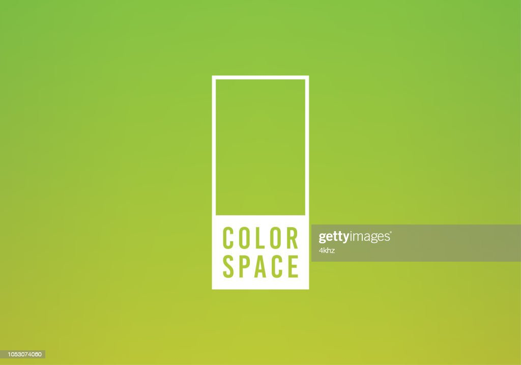 Light Green Basic Elegant Soft Color Space Smooth Gradient Vector Background
