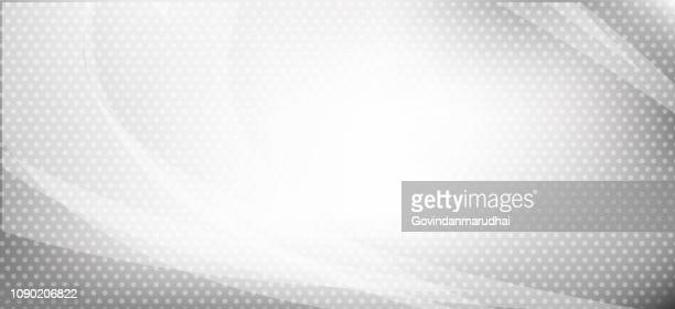 light grey abstract technology background - atomic imagery stock illustrations