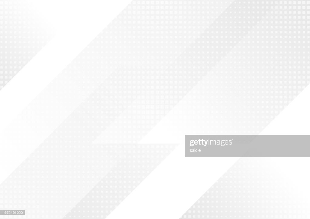 Light grey abstract technology background