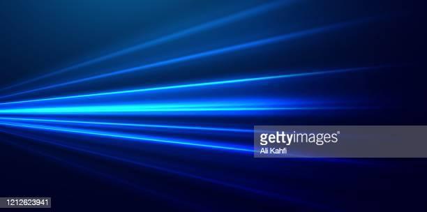 light speed motion technology background - laser stock illustrations