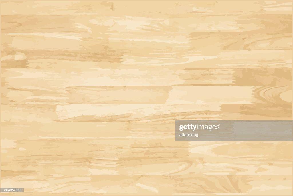 Hellen Holz Hintergrund Vektor Vektorgrafik Getty Images