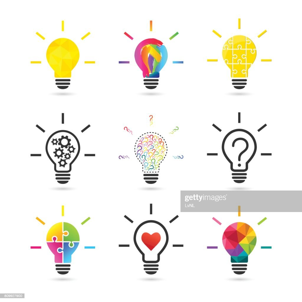 Lightbulb concepts