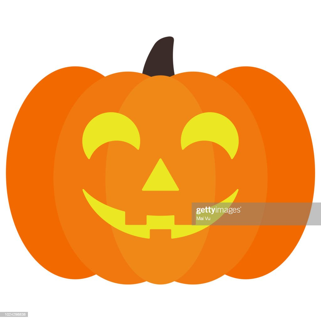 Lighted Halloween Jack O' Lantern Pumpkin