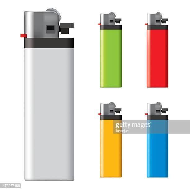 lighter - cigarette lighter stock illustrations