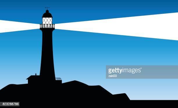 lighthouse - lighthouse stock illustrations