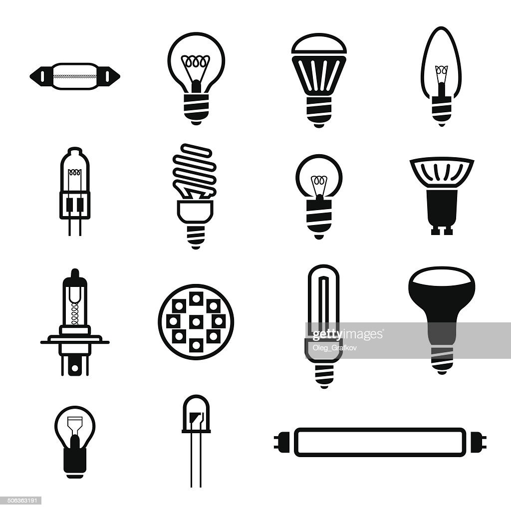 Lighting icons
