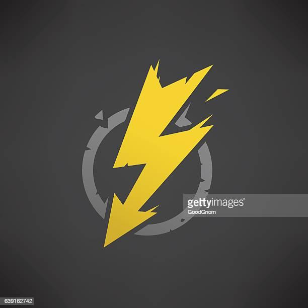 Lightning emblem