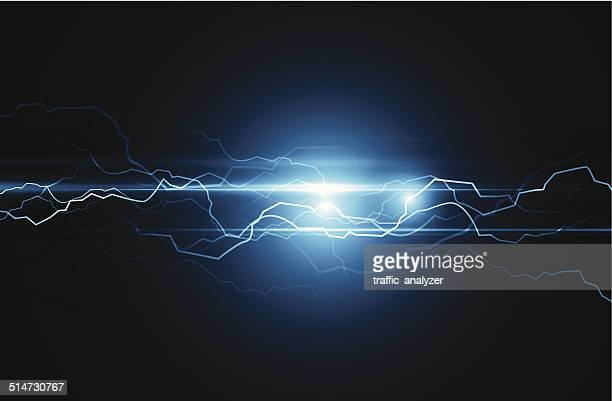lightning - sturm stock-grafiken, -clipart, -cartoons und -symbole