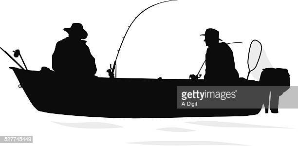 767 Fishing Boat High Res Illustrations Getty Images