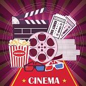 lilac cinema poster
