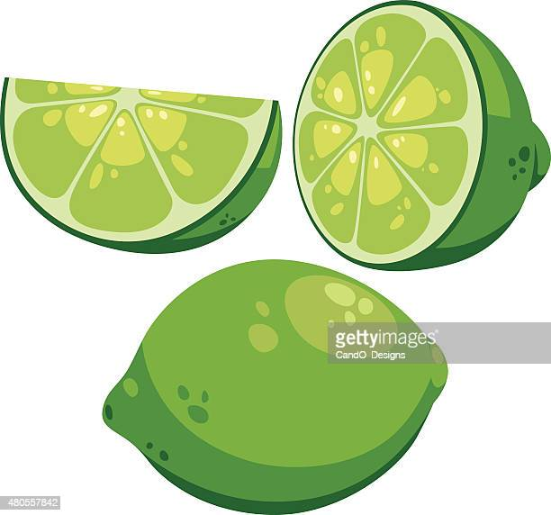 Lime Cartoon