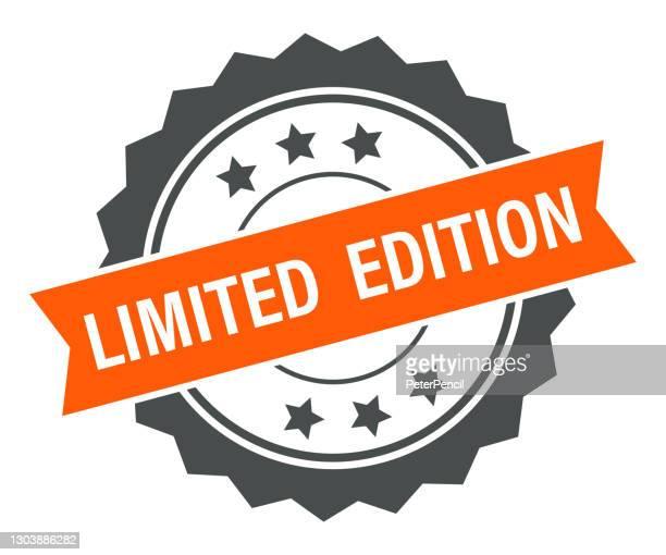 限定版 - スタンプ、インプリント、バナー、ラベル、リボンテンプレート。ベクトルストックの図 - 限定版点のイラスト素材/クリップアート素材/マンガ素材/アイコン素材