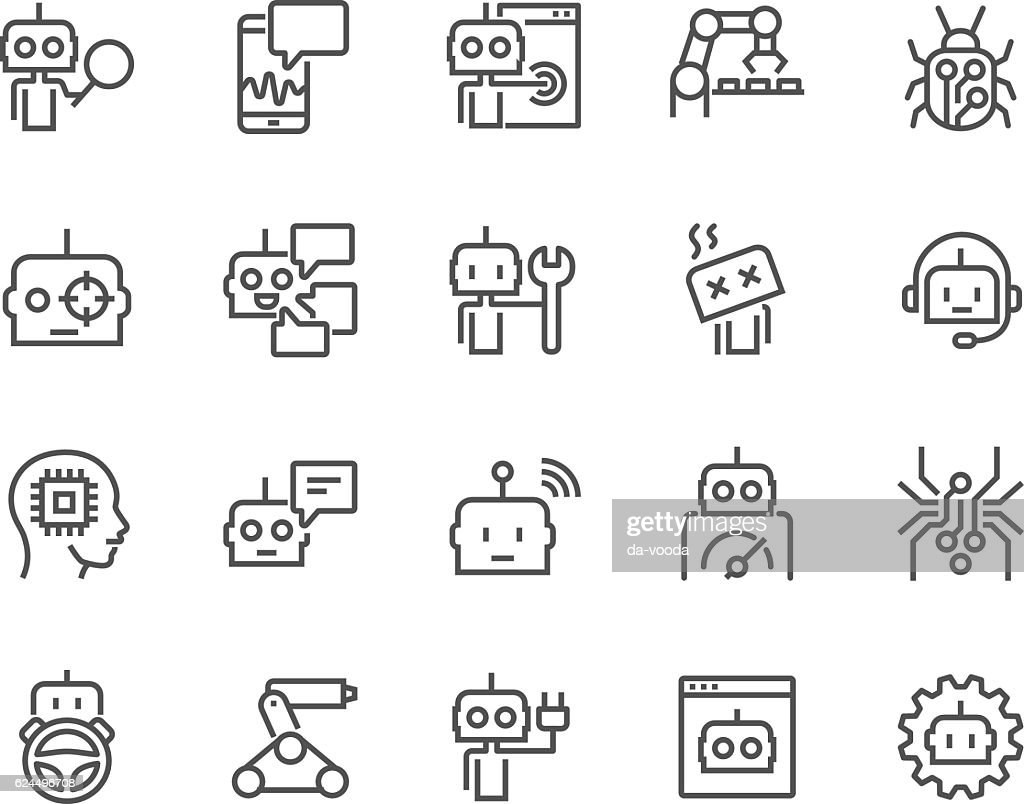 Line Bot Icons
