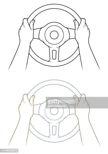 Line driving illustration