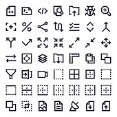 Line Essential Icons 32