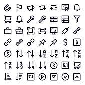 Line Essential Icons 53