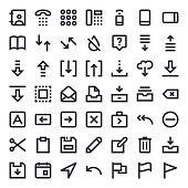 Line Essential Icons 73