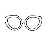 line glasses to use in the eyes