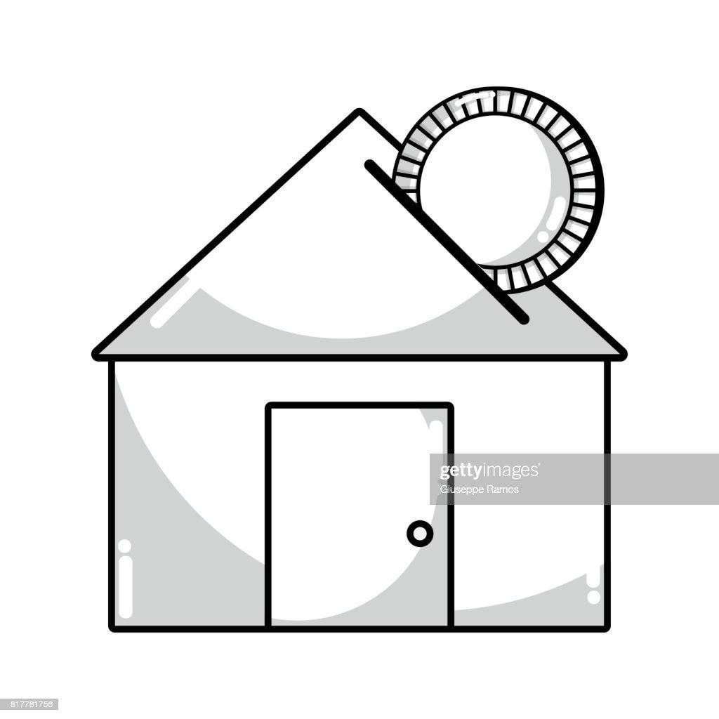 Sparen für Haus kaufen Clipart   +1.566.198 Cliparts