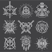 line logos