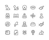 Line Pet Icons