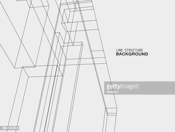 lijn structuur achtergrond