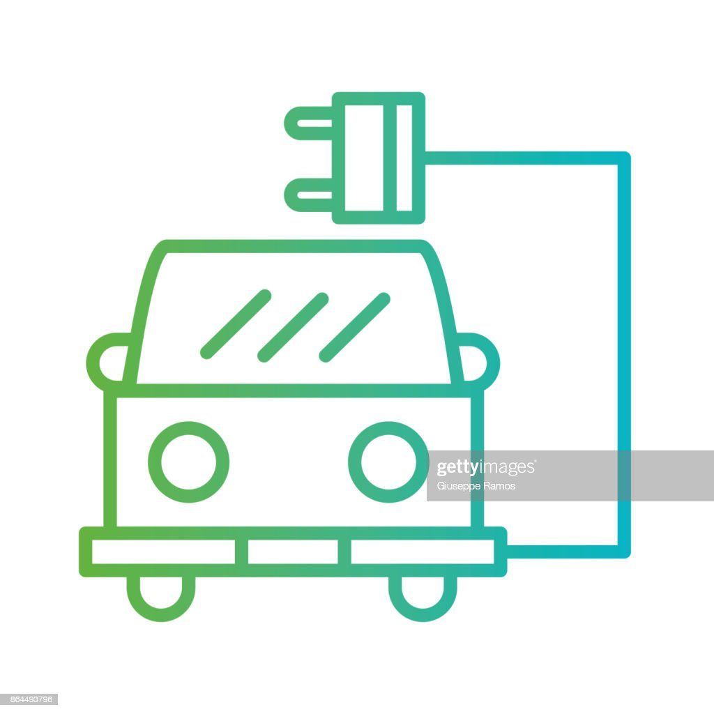 line trunk vehicle with cable power