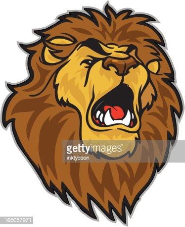 lion roar vector art | getty images