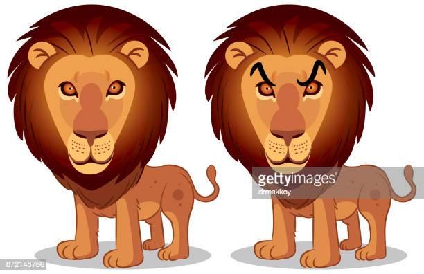 lion - ethiopia stock illustrations, clip art, cartoons, & icons