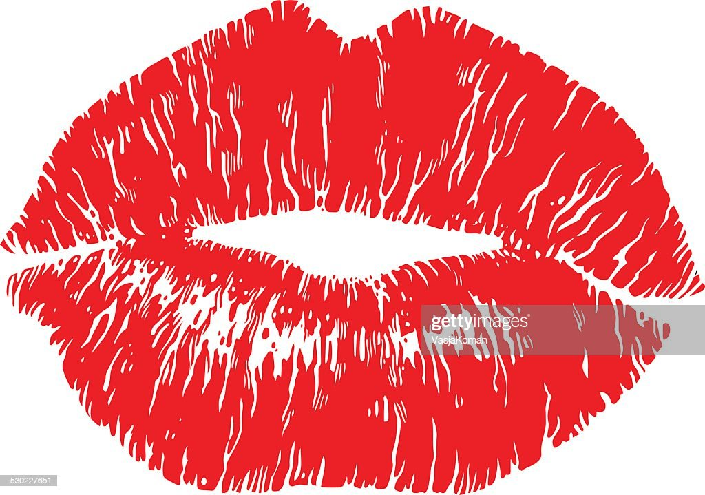 Lipstick Kiss from Hot Lips