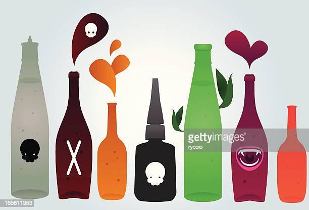 Liquid poisons