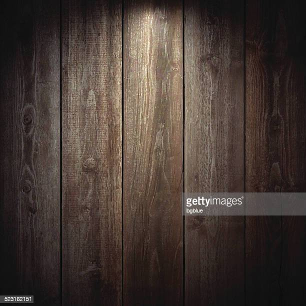 lit wooden background - vertical stock illustrations