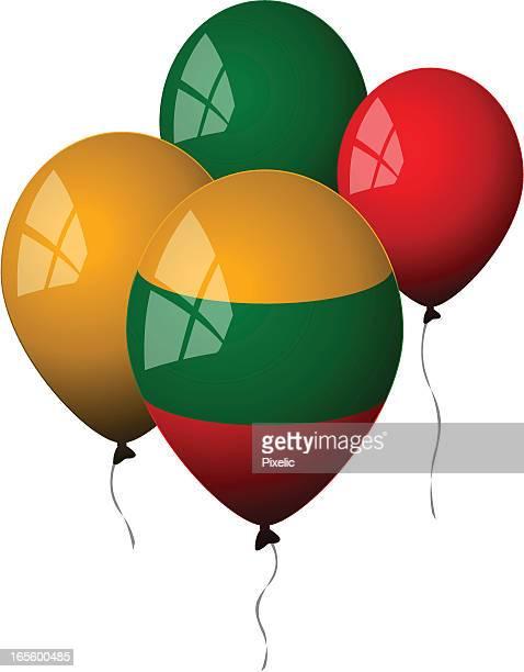 Lithuania - Balloons